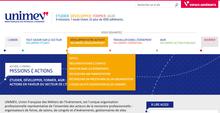 Unimev identity and website