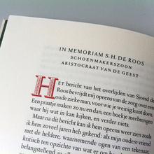 <cite>Essays</cite> by Sem Hartz
