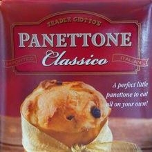 Trader Giotto's Panettone Classico