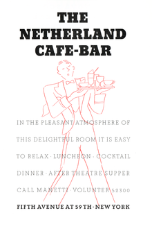 The Netherland Cafe-Bar