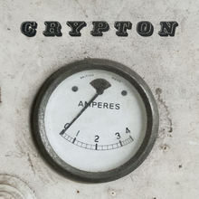 Crypton battery charger