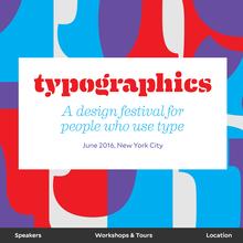 Typographics 2016