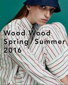 Wood Wood Spring/Summer 2016