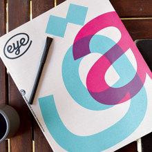 <cite>Eye</cite> magazine #90 (cover)