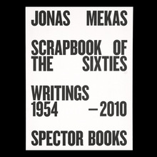 <cite>Jonas Mekas: Scrapbook of the Sixties</cite>