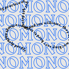 Mono Mono website