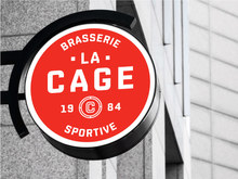La Cage – Brasserie sportive