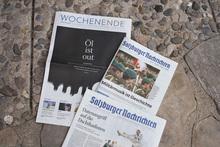 Wochenende (<cite>Salzburger Nachrichten</cite>)