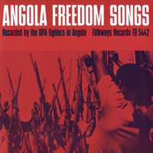 <cite>Angola Freedom Songs</cite>