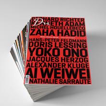 <cite>Du</cite> magazine (2012–)