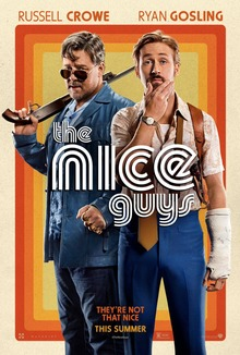 <cite>The Nice Guys</cite> movie posters