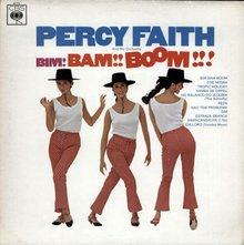 <cite>Bim! Bam!! Boom!!!</cite> by Percy Faith