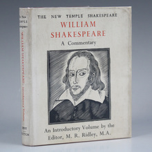 <cite>The New Temple Shakespeare</cite> series, 1934–56
