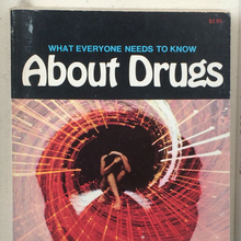 <cite>What Everyone Needs to Know About Drugs</cite> book cover