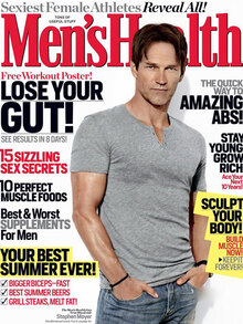 <cite>Men's Health</cite> Covers