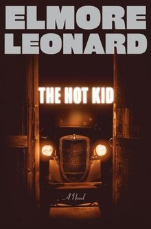 <cite>The Hot Kid</cite> Book Cover