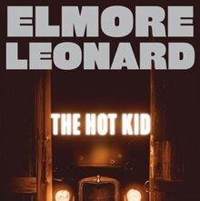 <cite>The Hot Kid</cite> Book Cover
