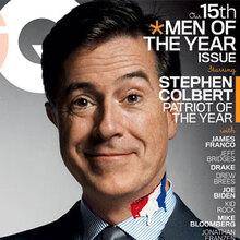"<i>GQ</i> Dec. 2010 ""Men of the Year"" Covers"