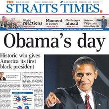 <cite>The Straits Times</cite>, 2008