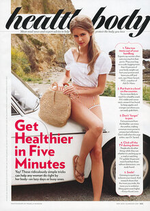<i>Glamour</i>, Mar–Apr 2010