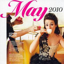 <i>Glamour</i>, May 2010