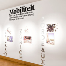 <i>Building for Brussels</i> Exhibition