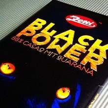 <i>Black Power</i> Chocolate