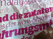 Herzberger Bakery Wrapping Paper
