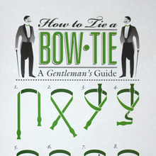 How to Tie a Bow-Tie