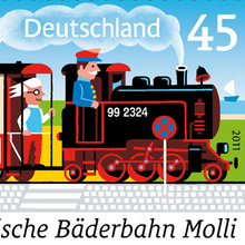 125 Jahre Mecklenburgische Bäderbahn Molli