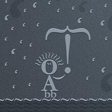 Typographic Rain