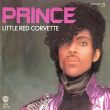 <cite>Little Red Corvette</cite> by Prince