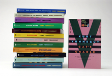 Dial Press Kurt Vonnegut paperback series (1998–99)