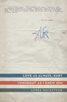 <cite>Love as Always, Kurt: Vonnegut as I Knew Him</cite>
