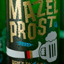 Mazelprost beer