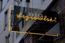 The Big Legrowlski Growlers