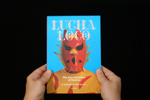 <cite>Lucha Loco</cite> trade paperback edition