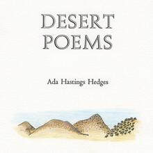 <cite>Desert Poems</cite> by Ada Hastings Hedges