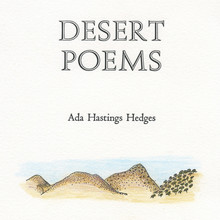 <cite>Desert Poems</cite> by Ada Hastings Hedges