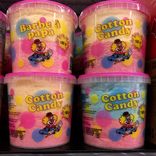 Barbe à papa Cotton Candy