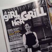 "<cite>Bon Appétit</cite> ""The Grilling Issue"", June 2016"