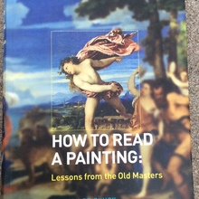 <cite>How to Read a Painting</cite> by Patrick de Rynck