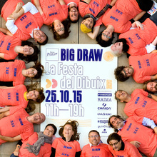 Big Draw Barcelona