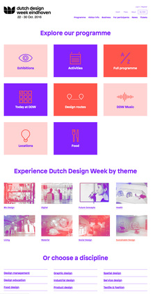 Dutch Design Week Eindhoven 2016