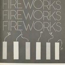 """FIREWORKS"" TV news graphic"