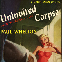 <cite>Uninvited Corpse</cite> by Paul Whelton, Graphic Books 24