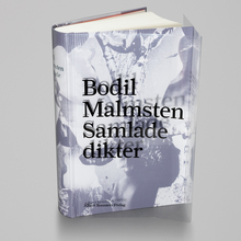 <cite>Samlade dikter</cite> (Collected poems) by Bodil Malmsten