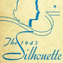 <cite>The 1943 Silhouette</cite> (Agnes Scott College yearbook)