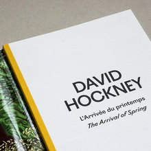<cite>L'Arrivée du printemps / The Arrival of Spring</cite> by David Hockney