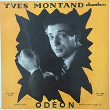 Yves Montand Chante…